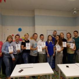 Открытие Лиги Роботов в Нижнем Новгороде. Начало занятий 16 сентября.